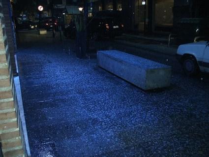 Nieve en Valencia!!!
